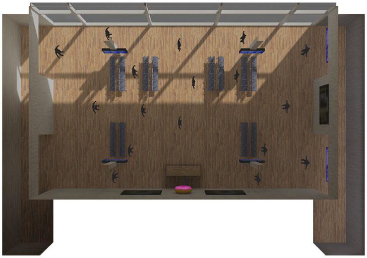 Holodeck 4.0 Airport Unity3D Screenshot