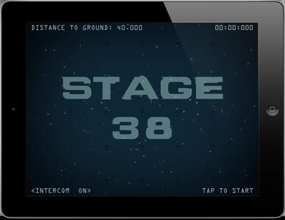 Moon Race iPad Screenshot