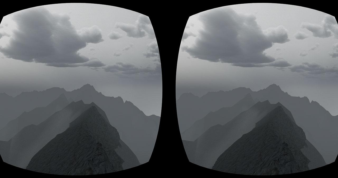 Jubilee VR GearVR screenshot