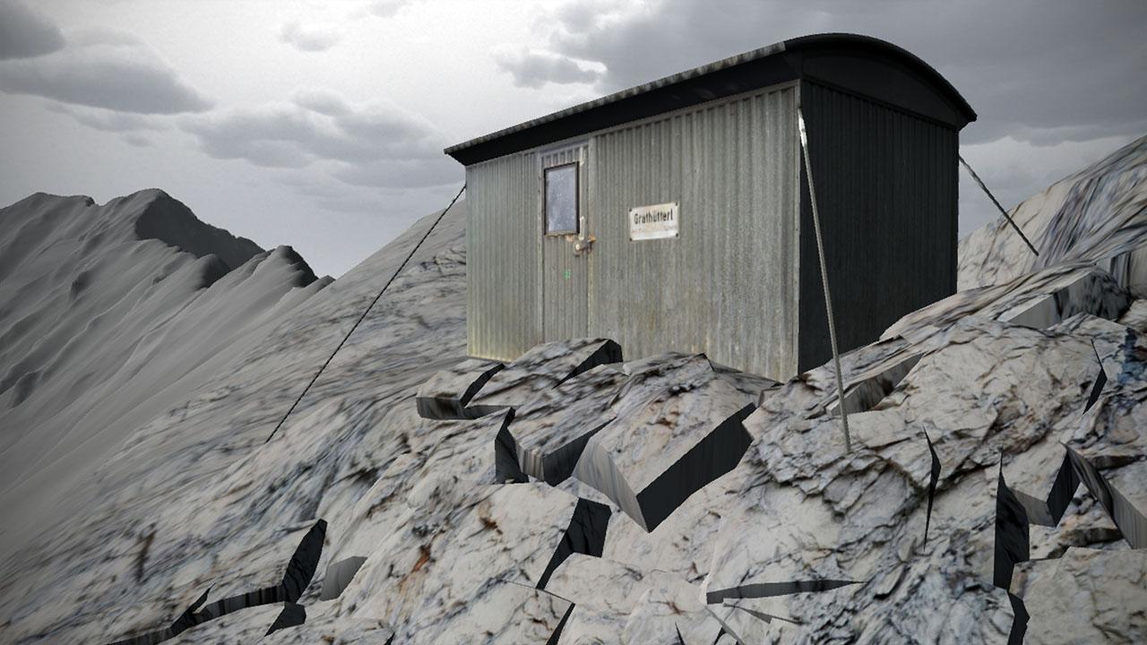 Grathuettl Bivouac shelter 1965 - 2013