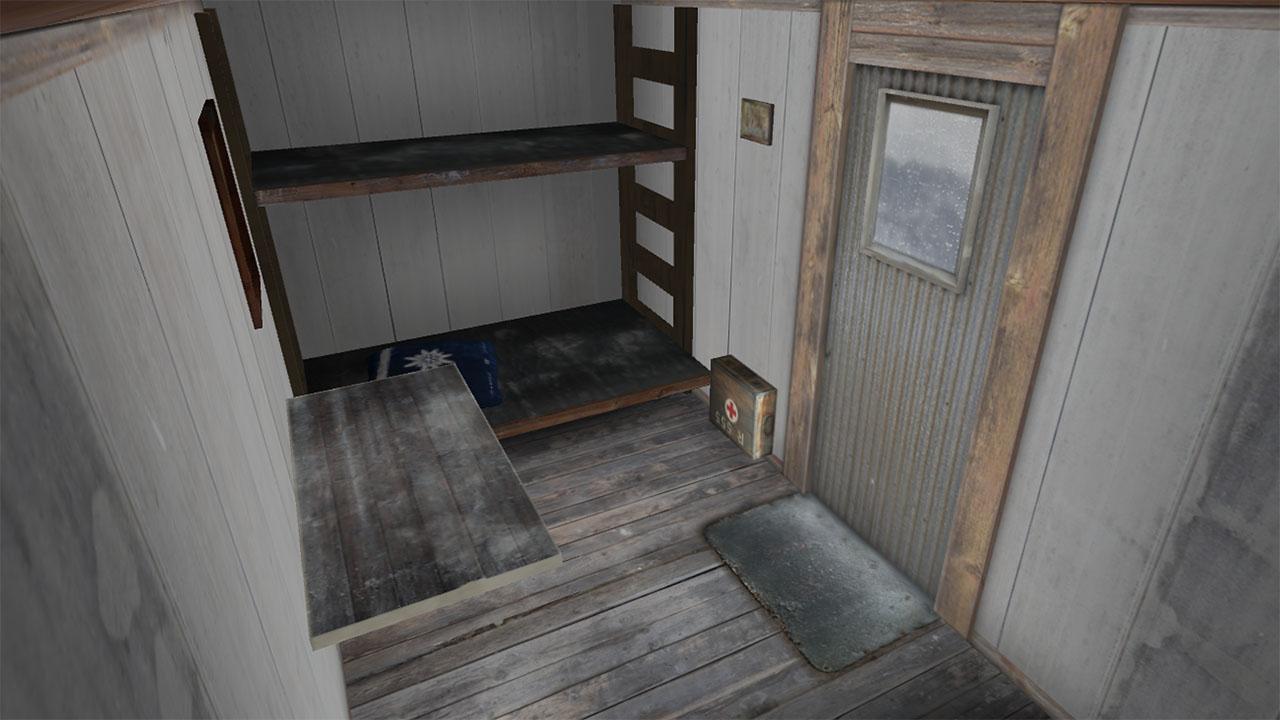 Jubiläumsgrat Grathuettl Bivouac shelter 1965 - 2013