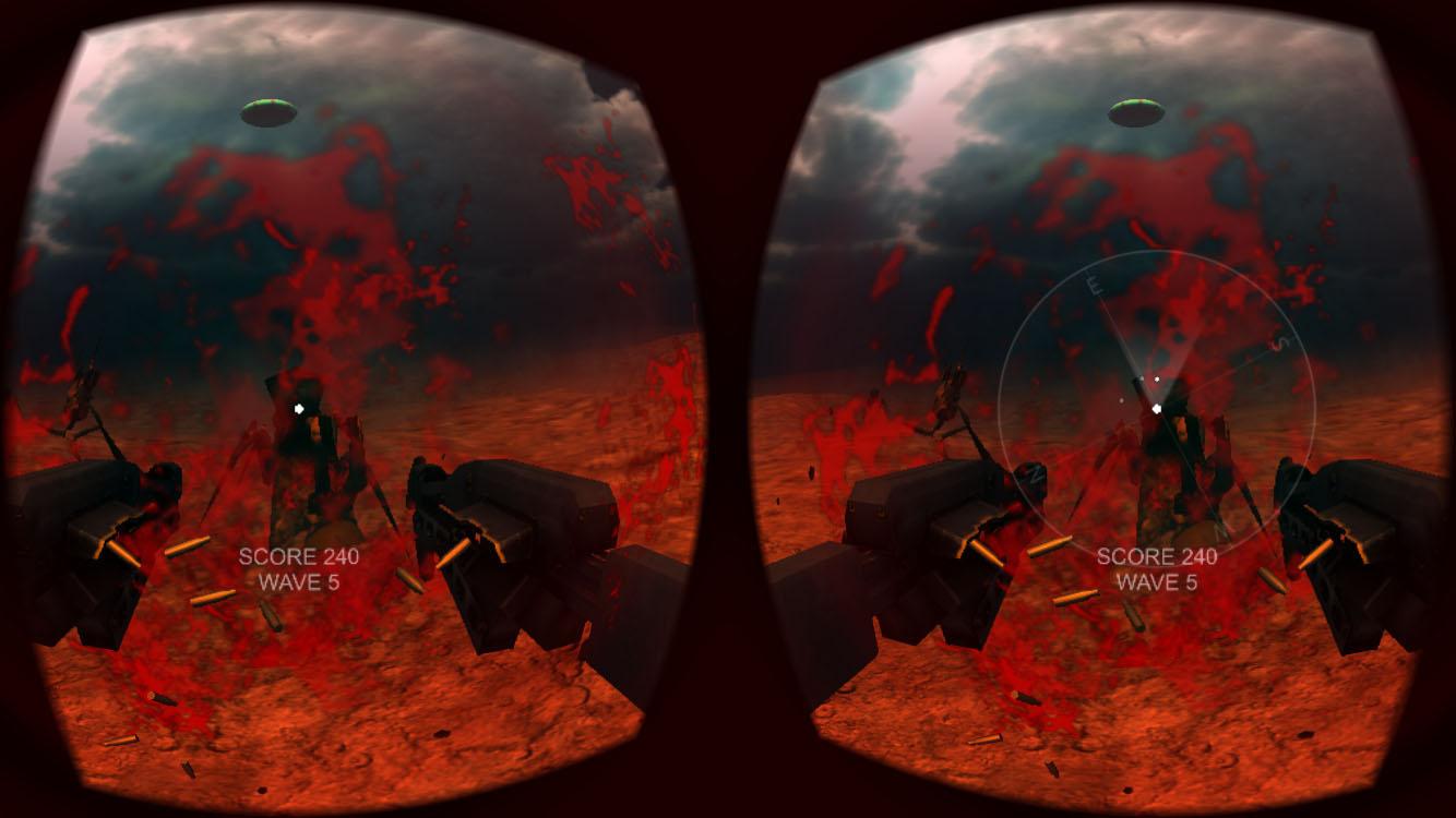 Troopers VR Planet Mars
