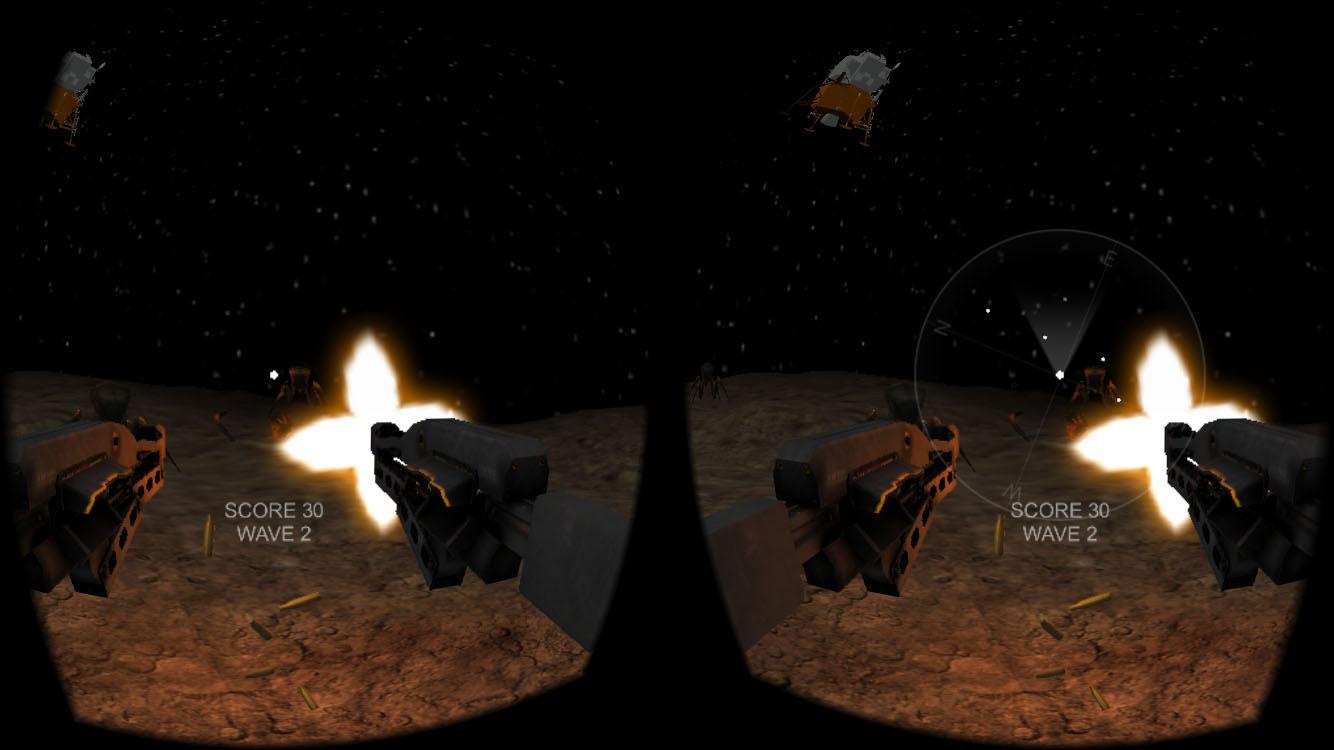 Troopers VR Moon